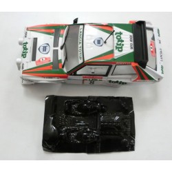 Lexan rally Lancia S4 compatible Superslot