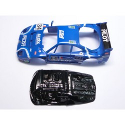 Lexan velocidad F40 compatible Scalextric