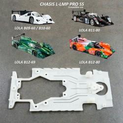 Chasis Lola LMP compatible Slot.it