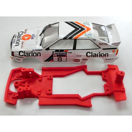 Chasis Audi Quattro Hybrid compatible Fly