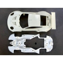 Chasis Porsche 911/991 AW compaltible Scaleauto