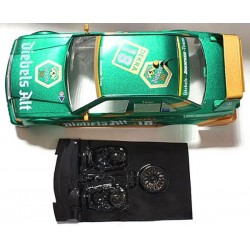 Lexan rally Mercedes 190 compatible Slot.it