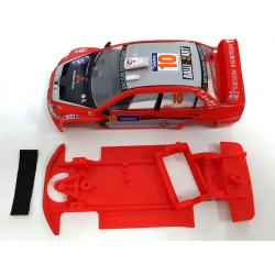 Chasis Mitsubishi Lancer Block AW compatible Ninco