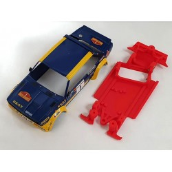 Chasis 131 rally Block compatible SCX