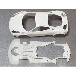 Chasis GT3 Italia Pro Super Soft compatible B. Arrow