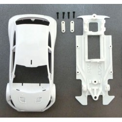 Chasis 208 WRC-WRX lineal compatible Scaleauto
