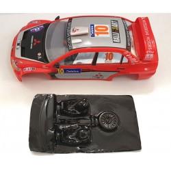 Lexan rally C4 compatible Ninco
