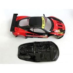 Lexan Velocidad Toledo GT compatible Scalextric