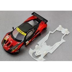 Chasis Ferrari 488 compatible Carrera
