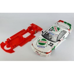 Chasis Block AW Skyline GT-R32 compatible Slot.it