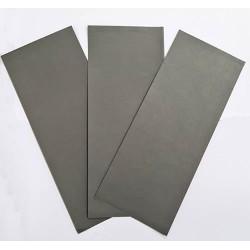 Papel lija fina para plastico, resina y metal 6 unidades 1000 - 1500 -2000