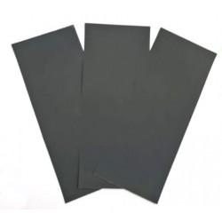 Papel lija fina para plastico, resina y metal 3 unidades 3 X 400