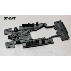 Chasis GT One HARD compatible Scaleauto