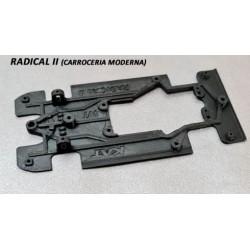 Chasis Radical HARD compatible Scaleauto