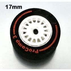 Tapacubos OZR-1 17mm escala 1/24