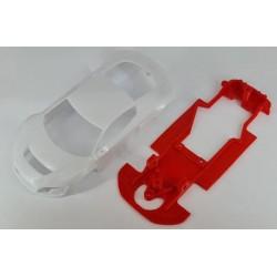 Chasis Gallardo Hybrid compatible Ninco