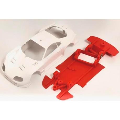 Chasis Toyota Supra AW compatible Ninco