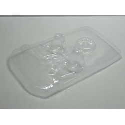 Lexan transparente light rally 1/32 universal