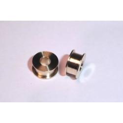 Rodamiento doble pestaña standard 2.38mm