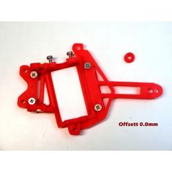 Soporte motor Flat Pro 24H V12 LMR / 911 GT1 offsett 0.0