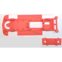 Chasis Camaro 68/69 Block lineal compatible con Superslot