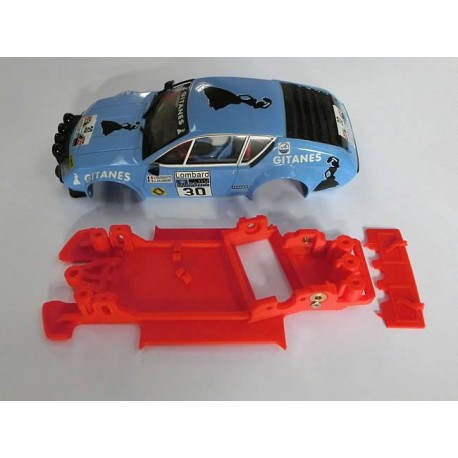 Chasis Alpine A310 Block AW compatible Avant