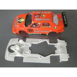 Chasis Alfa 155 DTM compatible Slot.it