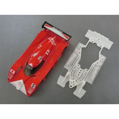 Chasis GT One Pro2 compatible scaleauto