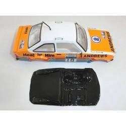 Lexan velocidad Escort MKII compatible SCX
