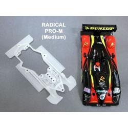 Chasis Radical PRO-M LMP compatible Scaleauto