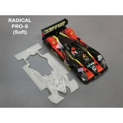 Chasis Radical PRO-S LMP compatible Scaleauto