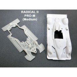 Chasis Radical II PRO-M LMP compatible Scaleauto
