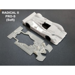Chasis Radical II PRO-S compatible Scaleauto