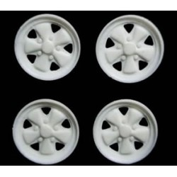 Tapacubos Type 911 White 15,8mm
