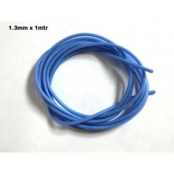 Cable silicona 1mm x 1mtr.