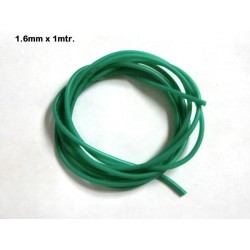 Cable silicona 1.3mm x 1mtr.