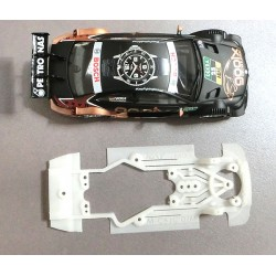 Chasis Mercedes C-Coupe compatible Scalextric