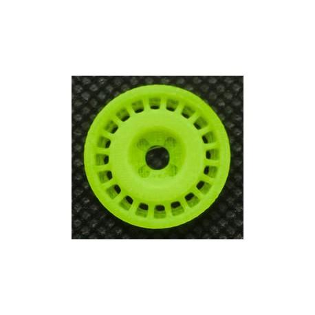 Tapacubos Galaxy ENKEIR-1 Yellow 17mm escala 1/24